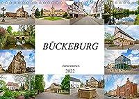 Bueckeburg Impressionen (Wandkalender 2022 DIN A4 quer): Ein fotografischer Rundgang durch das schoene Bueckeburg (Monatskalender, 14 Seiten )