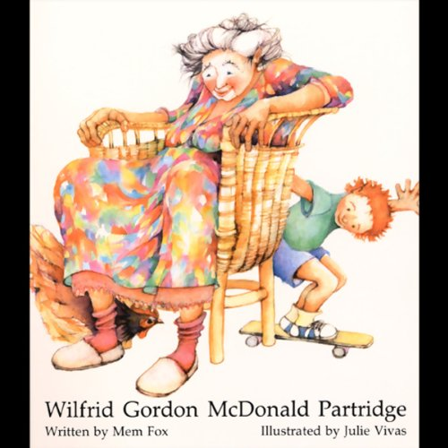 Wilford Gordon McDonald Partridge audiobook cover art