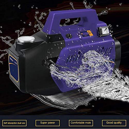 Pompdruk, draagbare druk, Cleaner Compact hogedrukreiniger, handgreep, compleet met elektrische hogedruk-motor, cleaner voor thuis.