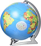 Ravensburger- tiptoi - Globe interactif - A partir de 7 ans- 00793