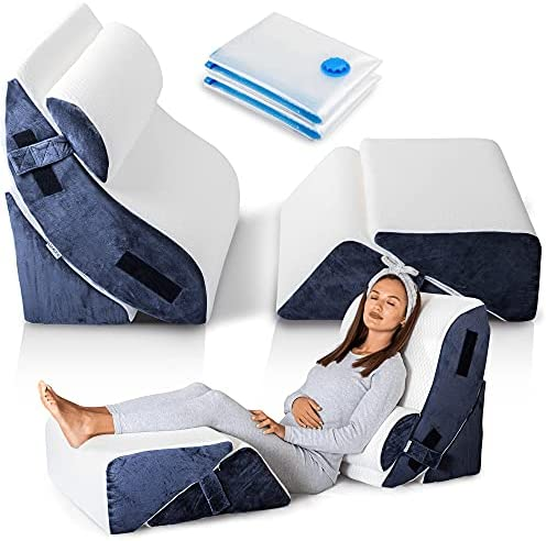 Top 10 Best pillow wedges for sleeping Reviews
