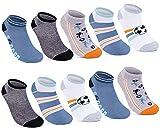10 Paar Kinder Sneaker Socken Jungen & Mädchen Baumwolle Kindersocken (31-34, 10 Paar | 56568)