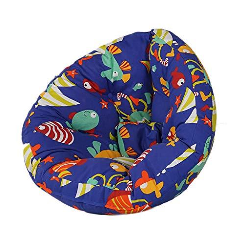 Chaises Longues canapé Chaise Longue canapé de Loisirs Bean Bag Dossier Balcon Chambre à Coucher Loisirs Portatif 8 Couleurs 103 * 90 * 70cm (Couleur : B)