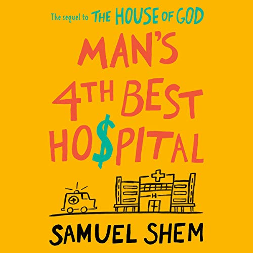 Man's 4th Best Hospital  By  cover art