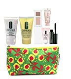 Clinique Spring 2020 7pc Skincare Makeup Gift Set with Moisture Surge Eye and Dramatically Different Moisturizing Lotion+
