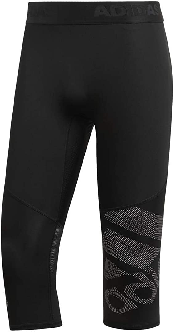 adidas Men's Alphaskin Badge of Lowest price challenge 3 4 Sport Tights Cheap super special price