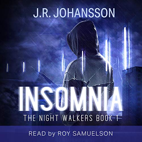 Insomnia Audiobook By J.R. Johansson cover art
