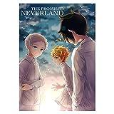 SGOT Promised Neverland Poster, Beschichtetes Papier