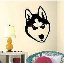 42 * 60Cm Popular Animal Dog Puppy Pvc Wall Sticker Calcomanía Decorativa