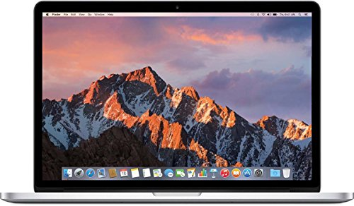 Apple MacBook Pro 17 inches Laptop Intel QuadCore i7 2.3GHz (MC725_BTO/CTO), 16GB Memory, 480GB Solid State Drive / 1.5GB Video Memory (Renewed)
