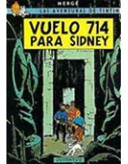 R- Vuelo 714 para Sidney: Level 3 (LAS AVENTURAS DE TINTIN RUSTICA)