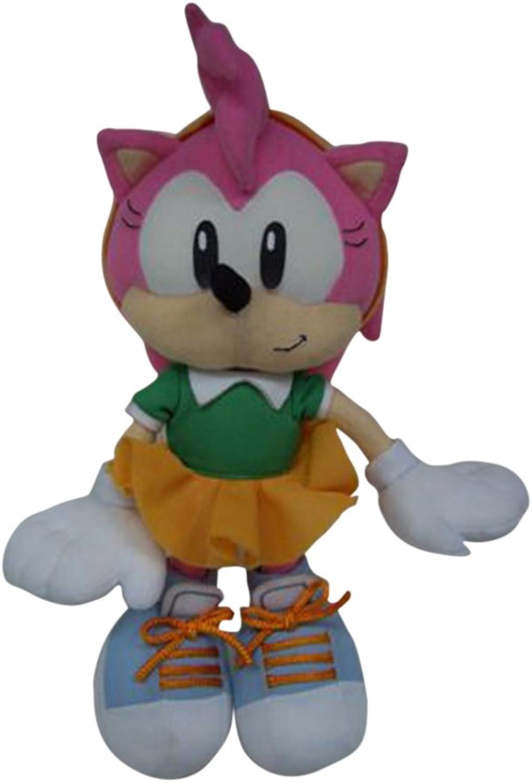 GE Animation Sonic The Hedgehog  Classic Amy Plüsch
