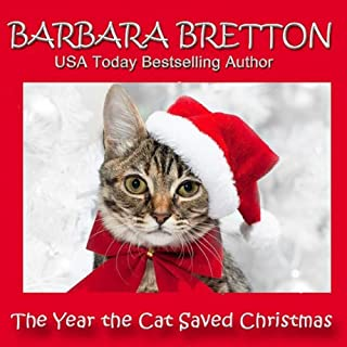 The Year the Cat Saved Christmas cover art