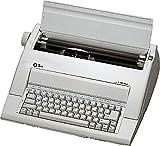 TA Triumph-Adler 582 Schreibmaschine TWEN 180 Plus, grau