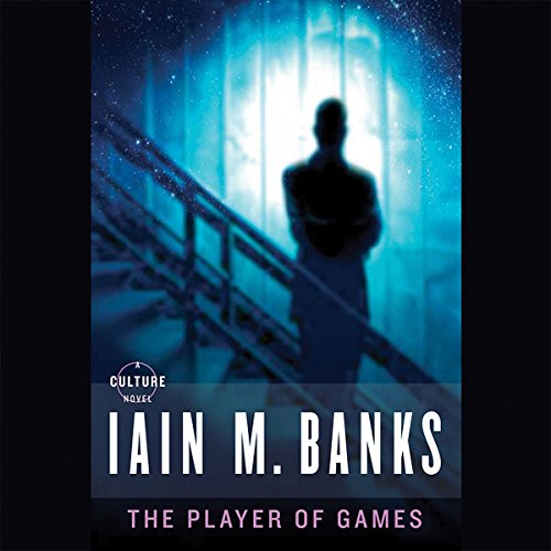 The Player of Games audiobook cover art
