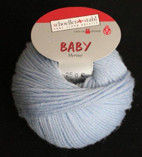 Baby Merino Schoeller + Stahl Merinoschurwolle Babywolle 25 g Farbe 3906-ozon