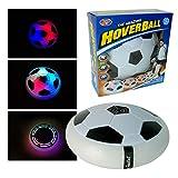 MSHK Air Power Soccer Ball,LED Bola De Suspensión,De Aire Deportes De Interior O Al Aire Libre, Regalos De Cumpleaños para Niños De 4-8 Años