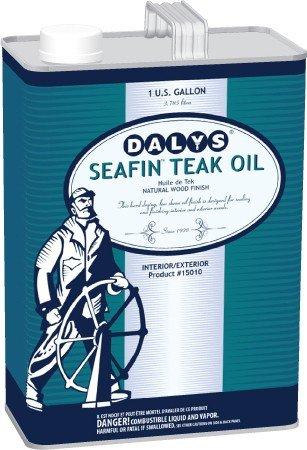 Seafin Teak Oil