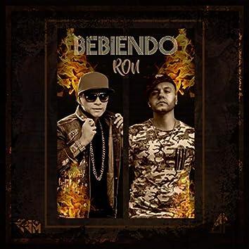 Bebiendo Ron (feat. Guerrero)