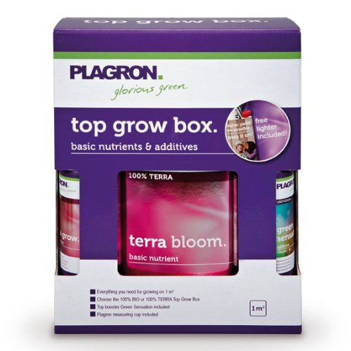 Plagron top box terra grow 100 %