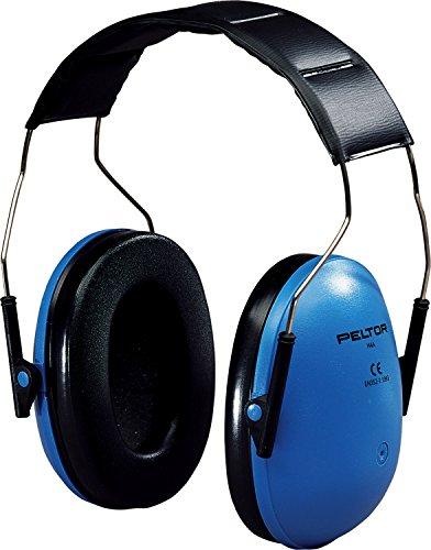 3M H4A Peltor Kapselgehörschutz, Blau