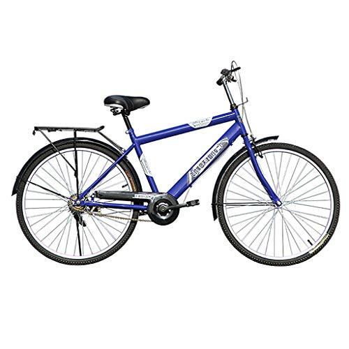 Ninasill US Fast Shipment 26 Inch Adult Hybrid Road Bicycle, City Compact Bike Bicycle Urban Commuter - US Stock Blue