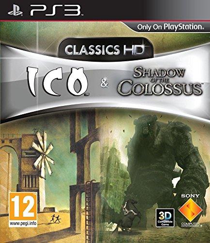 2in1 PS-3 Ico & Shadow of Colossus UK multi [Importación inglesa]