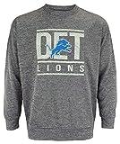 Zubaz NFL Detroit Lions Men's Performance...