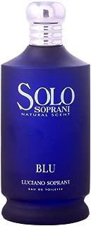 SOLO SOPRANI BLU by Luciano Soprani for MEN: EDT SPRAY 3.4 OZ