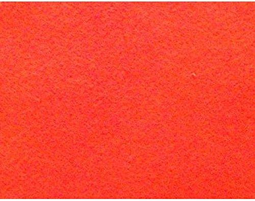 Venta - 23x29.5cm naranja A4 acrílico fieltro hoja para manualidades