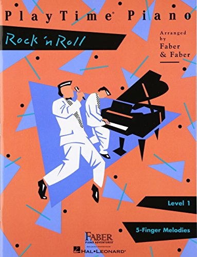 Playtime Piano Rock 'n' Roll: Level 1