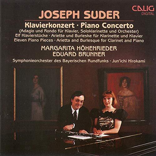 Klavierkonzert mit Soloklarinette: II. Rondo. Allegro