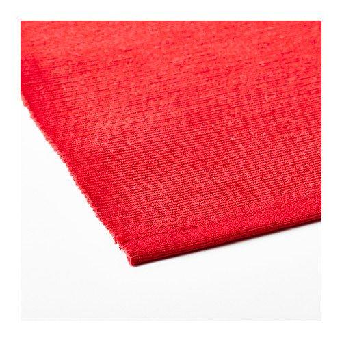 IKEA MARIT - mesa-camino de mesa, rojo - 35 x 130 cm: Amazon.es: Hogar