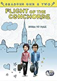 Flight Of The Conchords: Season 1 & 2 [4 DVDs] [UK Import] - Jemaine Clement