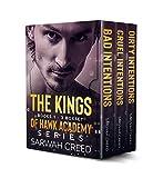 The Kings of Hawk Academy Box-Set: A Dark High School Bully Romance (English Edition)