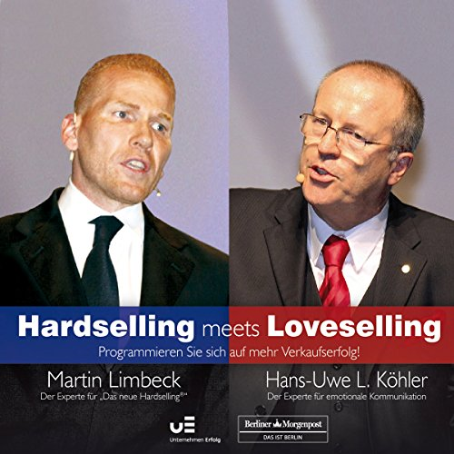 Hardselling meets Loveselling audiobook cover art