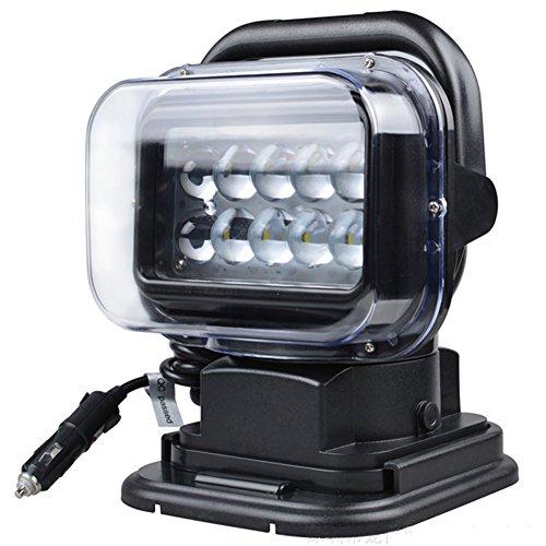 GaLon 50 W projector, draadloos, draadloos, voor buiten, waterdicht, IP67 LED, werklamp, SUV modified Lights Headlight Black Spot 185 * 150 * 230mm