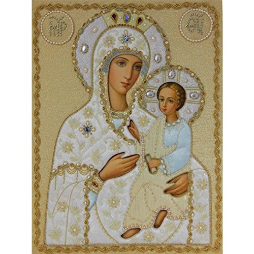 so-buts 5d diy Diamond pintura punto de cruz Religión icono de líder diamante mosaico verdad religiosa Hombres Diamante bordado brillantes B