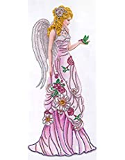 liuxiao 5D DIY Special-Shape Diamond Painting Dress Lady voor Volwassenen en Kids Gedeeltelijke Boor Strass voor Thuis Wanddecoratie