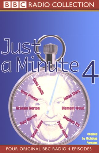 Just a Minute 4 cover art