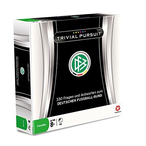 Trivial Pursuit DFB Reise-Edition ist das perfekte Spiel für alle Fußball-Fans (limitierte Auflage)