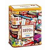 Gibsons 1970s Sweet Memories - Puzzle en Lata de Regalo (500 Piezas)