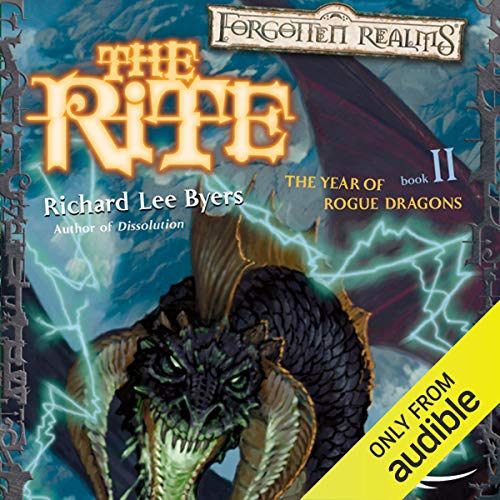 Page de couverture de The Rite