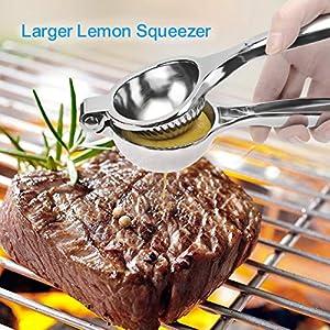 LEPO Vegetable Chopper, Manual Onion Mincer Dicer Mandoline Slicer, 18 in 1 Fruit Food Chopper Vegetable Peeler Cutter… |