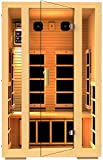 JNH Lifestyles MG217HB Joyous 2 Person Far Infrared Sauna