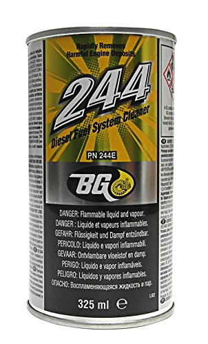 BG244 DIESEL FUEL SYSTEM CLEANER - FAST AND FREE DELIVERY!