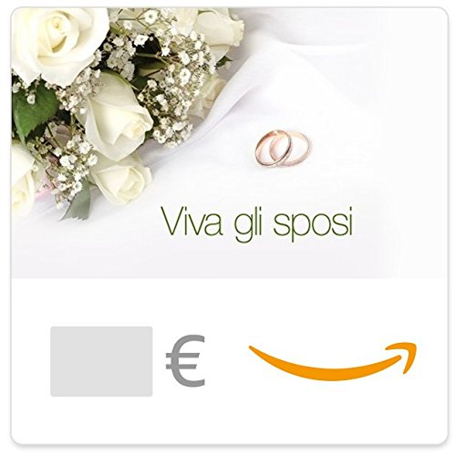 Buono Regalo Amazon.it - Digitale - Viva gli sposi