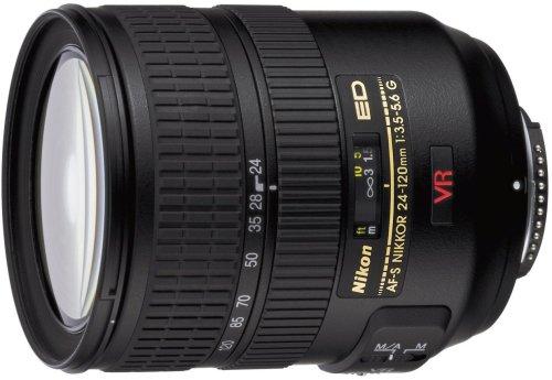 Nikon AF-S VR Zoom Nikkor ED 24-120mm F3.5-5.6G (IF)