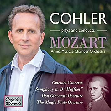 Cohler Plays and Conducts Mozart