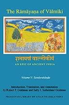 The Rāmāyaṇa of Vālmīki: An Epic of Ancient India, Volume V: Sundarakāṇḍa (Princeton Library of Asian Translations)